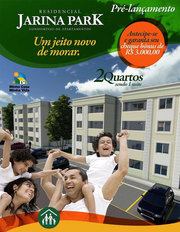Residencial Jarina Park – Apartamentos